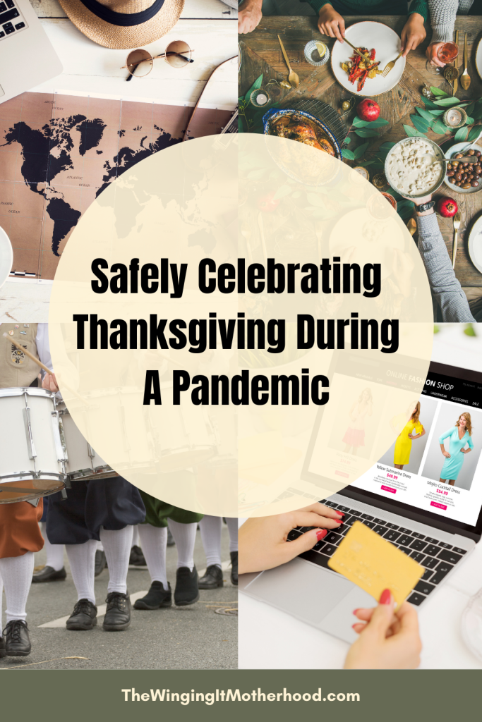 How to safely celebrate Thanksgiving during a pandemic. How we are using CDC recommendations to have a safe family dinner.